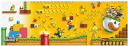 Puzzles jigsaw puzzles animated cartoon game puzzle series hobby new Super Mario Bros 2 Jigsaw 352 pieces (hobby, collection toys adult kids toys 352 P intellectual puzzle)