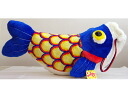 Is a plush ride and play streamers. Come play blue size L q toy Toys Stuffed streamers koinobori kids, children's day?