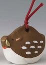 黄道十二宫粘土的钟声生肖陶瓷
