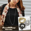 Long necklace necklaces short medium 1 light simple gold silver adult mode women's accessories Accessories ◆ simple 1 necklace