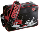 DIS-3364 arena arena disney Disney Mickey enamel bag S shoulder bag bag swimming swim bag swimming BLK fs3gm