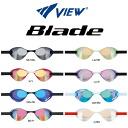V120MR Tabata MJ View Blade blade ノンクッション mirror goggles swimming goggles swim goggles swim swimming for fs3gm