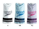 SD98T06 SPEEDO speed Raptor (large) swimming pool swim towel towels 100 cm length