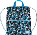 Bag laundry bag rucksack swimming bag swimming bag BLU for DIS-3313 arena arena disney disney Mickey multi-bag (L) swimming