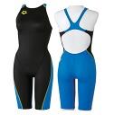 FAR-2502WN arena arena X-PYTHON ( x-Python ) ladies women's swimming swimsuit ハーフスーツ half spats racing swimsuit fs3gm