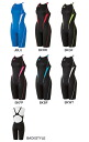 Arrival at swimming race swimsuit half suit half spats swimming race water fs3gm for FAR-2506W arena arena X-PYTHON (X-python) Lady's women