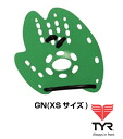 LMENTOR TYR TIA トレーニングパドル for swimming, swimming XS size for the beginners and junior for GN fs3gm