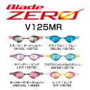 V125MR Tabata MJ View Blade Zero ブレードゼロ mirror goggles ノンクッション swimming goggle swim goggles swim swimming for fs3gm