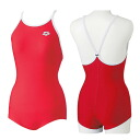 ARN-185WK arena arena women's women's one piece school swimsuit RED fs3gm