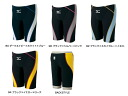 S size only! 85RD-160 mizuno Mizuno MX-11 men's men's swimming swimsuit half spats racing swimsuit sale, cheap sale! TK fs3gm