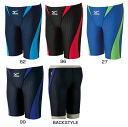 85RP-357 mizuno Mizuno ExerSuits exe suit mens men's practice for swimwear swimming swimsuit half spats practice swimwear fs3gm