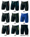 SD70C53F speedo speed FLEX Σ フレックスシグマ mens men's swimming swimsuit half spats for swimming swimsuit ptk fs3gm