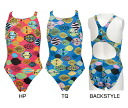130.140 youth size! An arrival at SD33B15 speedo speed 360 degrees FLEX youth girl child service swimming race swimsuit エイムカットスーツ swimming race water deep-discount status cheap sale! tk
