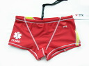 Only as for the medium size! Arrival at boxer underwear shortstop boxer opening water swimming race swimsuit exercise water RD fs3gm for lifesavers for BGURD-11M TYR tear SURFPATROL LIFE GUARD men men
