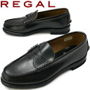 ■ REGAL 2177EB BK 27 cm-28 cm / Regal loafers business recruit Freshers / legal business / fs2gm