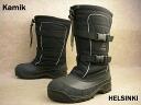 ■ Kamik HELSINKI BLACK-NOIR / カミックヘルシンキブラックメンズブーツスノーブーツ // fs2gm