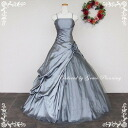 NEW color dress grey wedding parties concert back laced A line 7-9 and 11-13 No. 313 gl fk