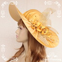 Gorgeous! luxury wedding hats (hats) headdress costume heat dress Hat party and comb is none, gold and rose corsage & nice party
