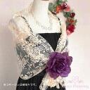 """Lace shawl pattern """"vanilla beige"""" shawl wedding organza scarf, scarf and embroidered, formal, wedding sw080217"""