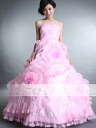 Custom color dress ★ Princess ★ (light pink) tb141-0