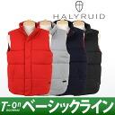 ハリールイド / ハリールイド / best wool blend full zip up best Shin pulse tile HALYRUID ハリールイドゴルフウェア