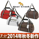Heal Creek heel creek with the heel creek / heel creek / Boston bag kill G minor design light weight type body seat belt