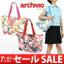 アルチビオ / アルチビオ / Boston bag big tote bag shepherd checked pattern watermarks floral design archivio アルチビオ