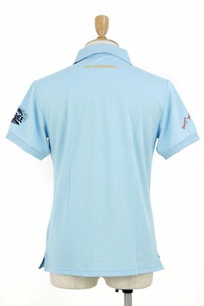 ロサーセンの半袖ポロシャツ画像