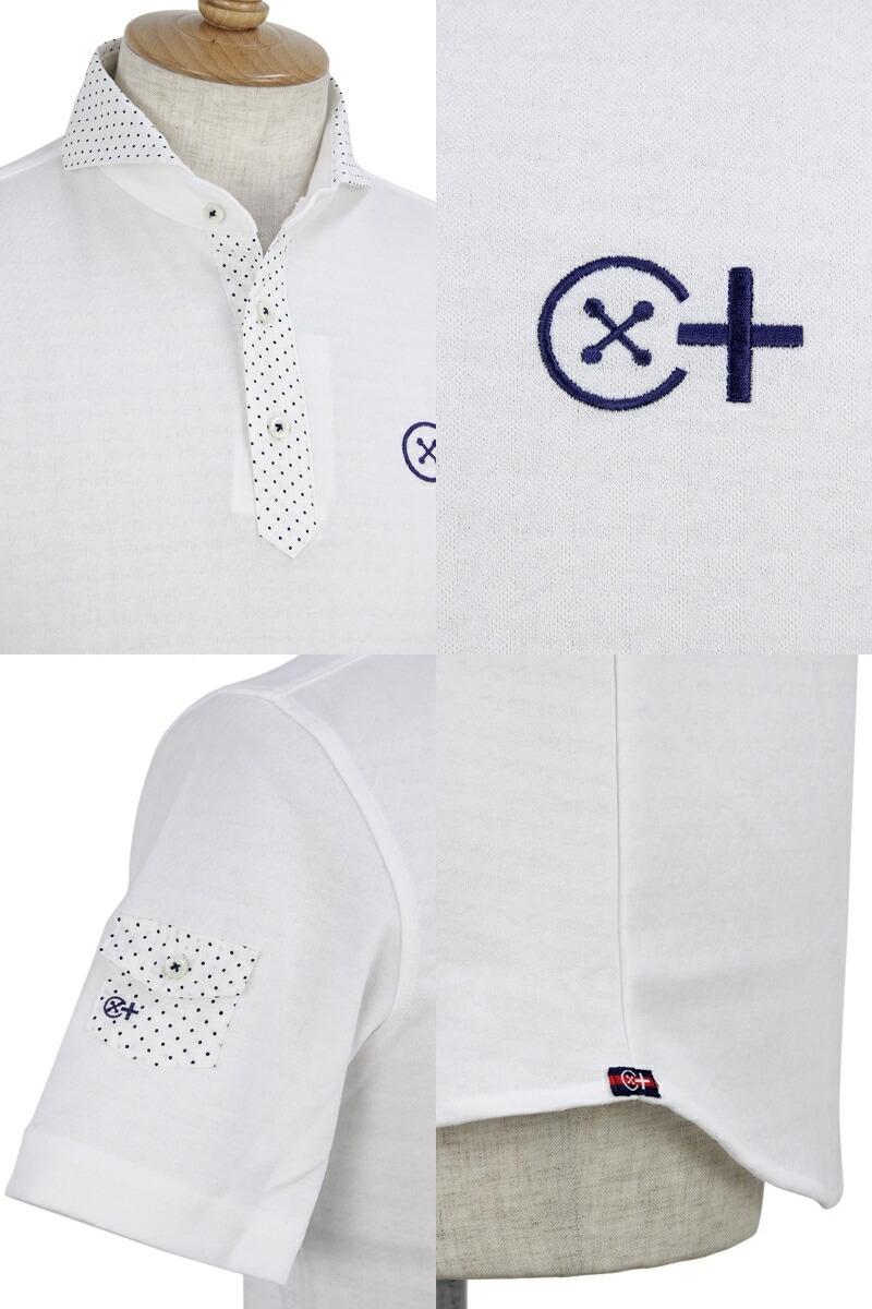 カミーチャスポルティーバプラスの半袖ポロシャツ