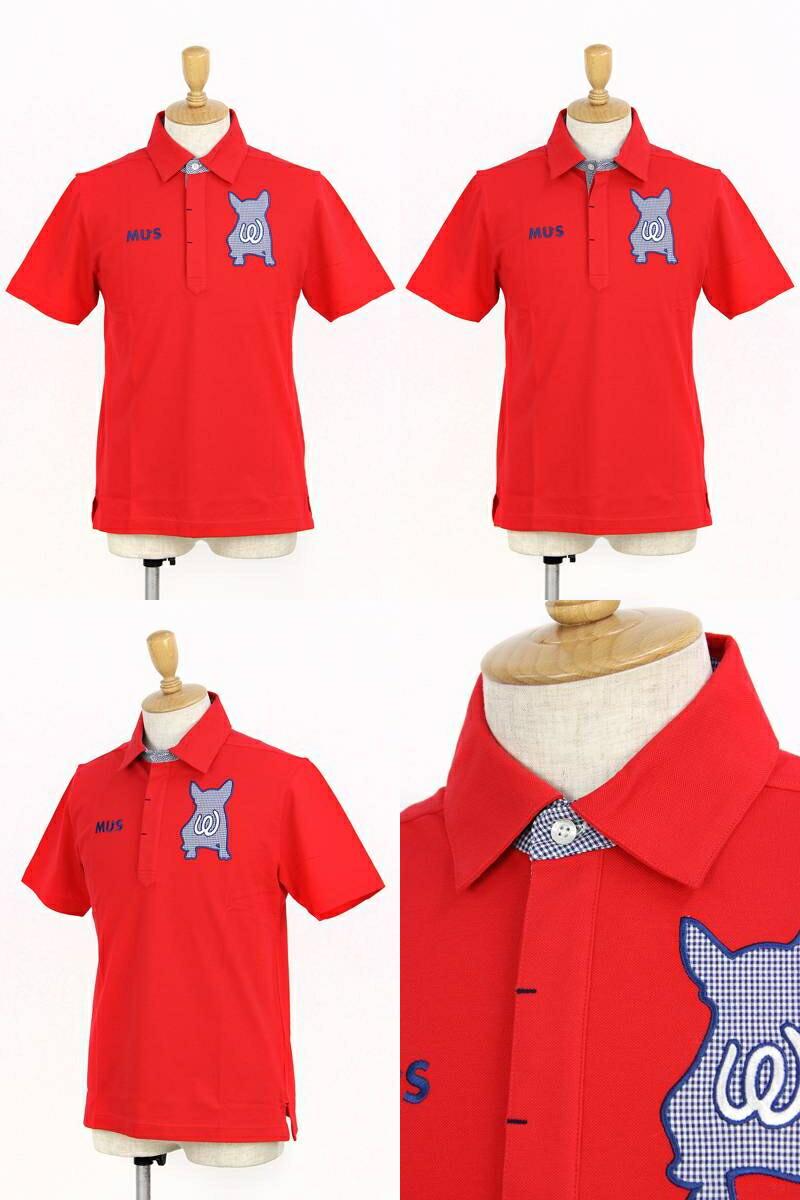 MUスポーツのポロシャツ画像