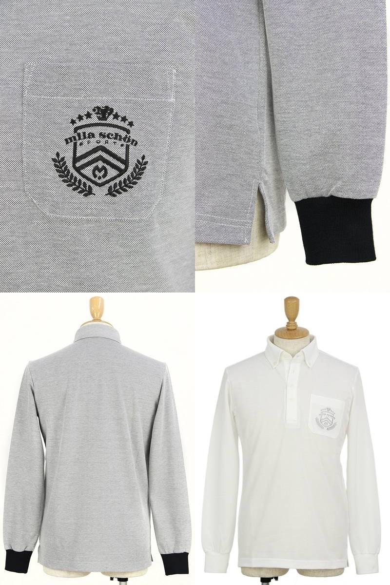 ミラショーンスポーツ日本正規品ポロシャツ