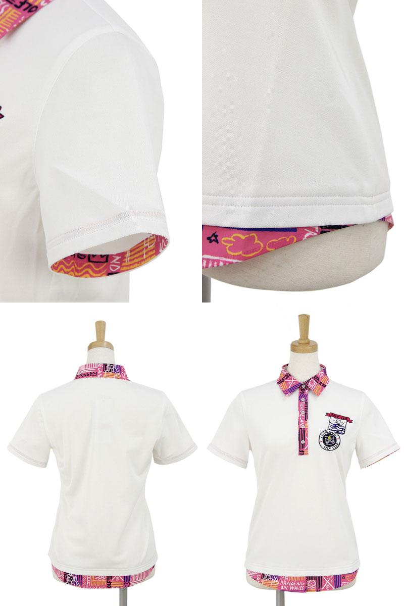 カステルバジャックのポロシャツ画像