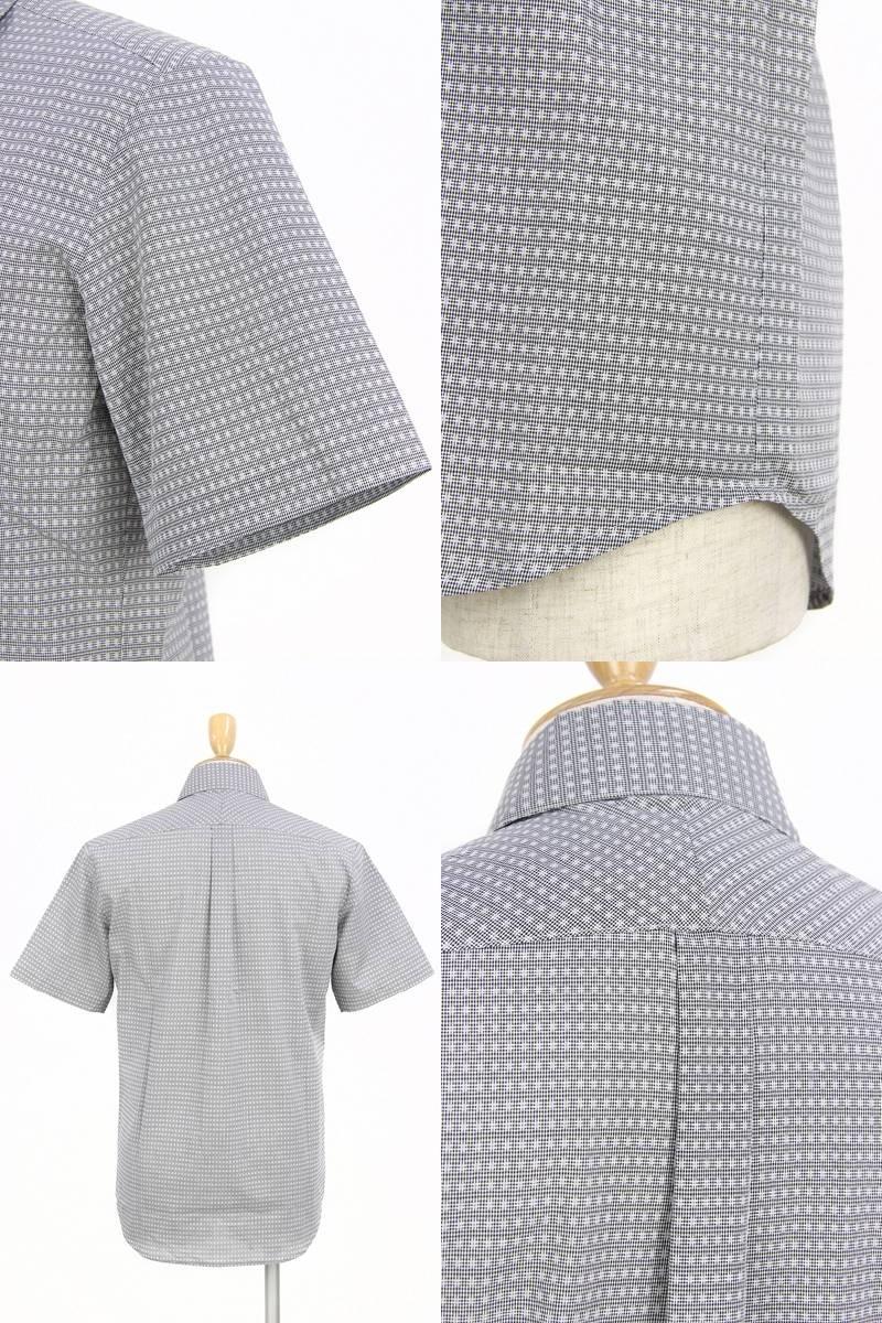 ミラショーンスポーツ日本正規品の半袖カジュアルシャツ