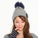 ★It is 付 ★ knit hat low gauge knitting plonk