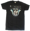 ★ Rock shirts, band T shirts t-Rex faceT t-shirt (black )