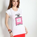 """No. 1 PRIMARY """"BOTTLE"""" Lady's T-shirt"""