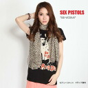 "Short-sleeved T-shirt ""Sid Vicious"" Lady's T-shirt"