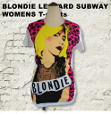 """Blondie"" subway Lady's T-shirt"