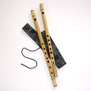 Shinobue (flute) bamboo heart 7 hole six tones of - song - fs2gm