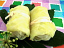 C ) ( 未調理 products) cabbage rolls 2 pieces