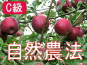 Houzumi's natural farming apples Apple [and approximately 20 kg wooden box] * wake there, wounds and, for