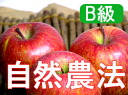 Houzumi's natural farming apples Fuji [20 kg, wooden box] * wake there, wounds and the household