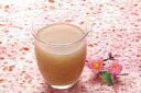 Be) peach juice 600 ml ★ picked fresh white peach 100%!