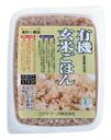 ●160 g of organic unpolished rice rice