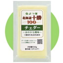 Cheddar cheese yotsu leaves 100 g