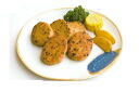★ salmon hamburger 5 pieces