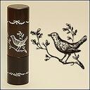 Taiyo timer × BIRD WHITE Tokyo antique アンティークハンコ design size: 13.5 Φ (mm)