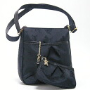 Porch shoulder bag with