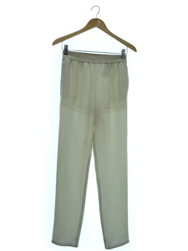 【SEE BY CHLOE】【ボトムス】シーバイクロエ『ウエストゴムパンツ size34』レディース ズボン 1週間保証【中古】