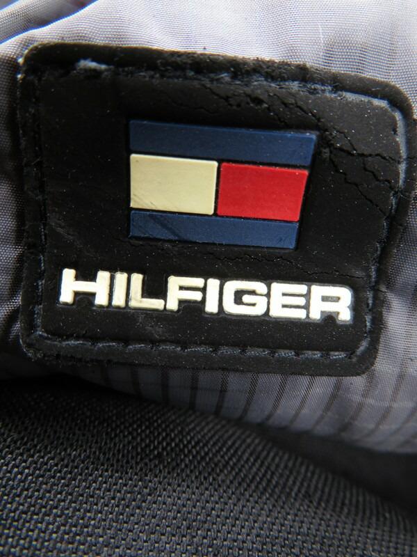 【TOMMY HILFIGER】【アウター】トミーヒルフィガー『リバーシブルダウンジャット sizeS/P』メンズ ジャケット 1週間保証【中古】